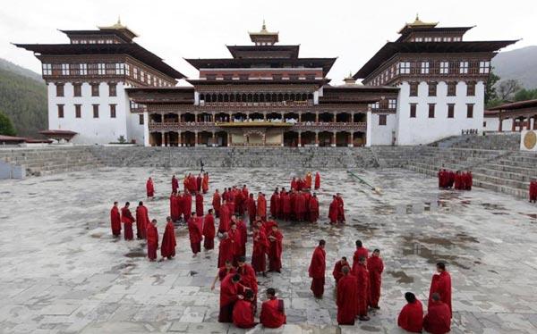 Tour du lich Bhutan